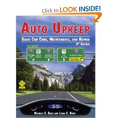 Show details of Auto Upkeep: Basic Car Care, Maintenance, and Repair (Paperback).