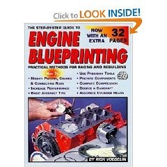 Show details of Engine Blueprinting: Practical Methods for Racing and Rebuilding (S-A Design) (Paperback).