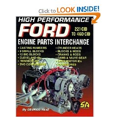 Show details of High-Performance Ford Engine Parts Interchange (S-a Design) (Paperback).