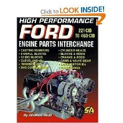Show details of High-Performance Ford Engine Parts Interchange (S-a Design) (Paperback).