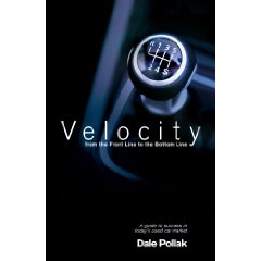 Show details of In Velocity: From the Front Line to the Bottom Line (Hardcover).