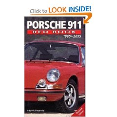 Show details of Porsche 911 Red Book 1965-2005 (Paperback).