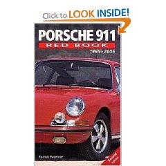 Show details of Porsche 911 Red Book 1965-2005 (Paperback).