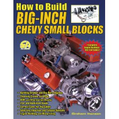 Show details of How to Build Big-Inch Chevy Small Blocks (Cartech) (Paperback).