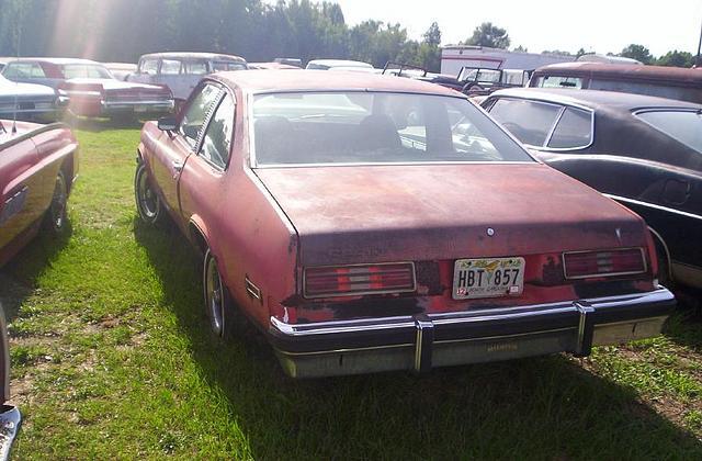 1975 Pontiac Ventura Price 2 500 00 Gray Court Sc Red
