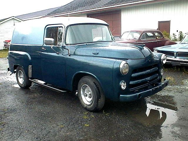 1955 Dodge Panel Truck Price 6 300 00 Winchester On 2