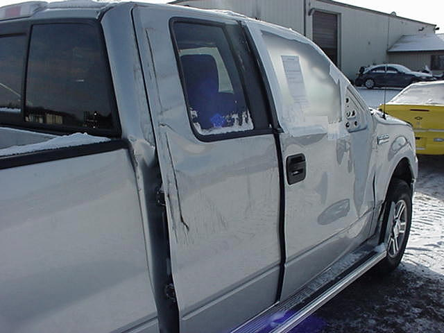 2005 Ford F-150 Ext Cab XLT 4x4 Rockville MN 56369 Photo #0002189A