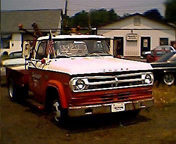 1970 Dodge D300 Price 3 995 00 Mechanicsburg Pa 4 Speed 2 Wrecker Project Parts Vehicle