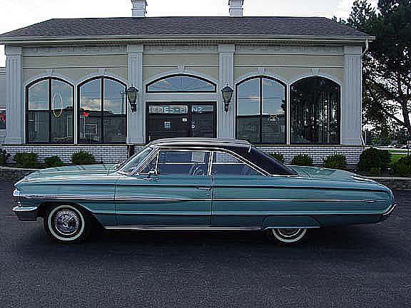 1964 Ford Galaxie 500 Xl Price 24 950 00 Spring Grove