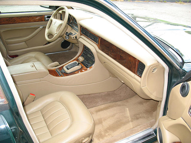 1996 Jaguar Xj6 Price 7 975 00 Troy Mi 97 023 Miles