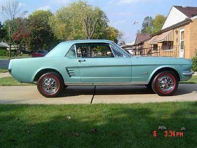 1966 FORD MUSTANG, Price $10,998 00, Volo, IL, Tahoe