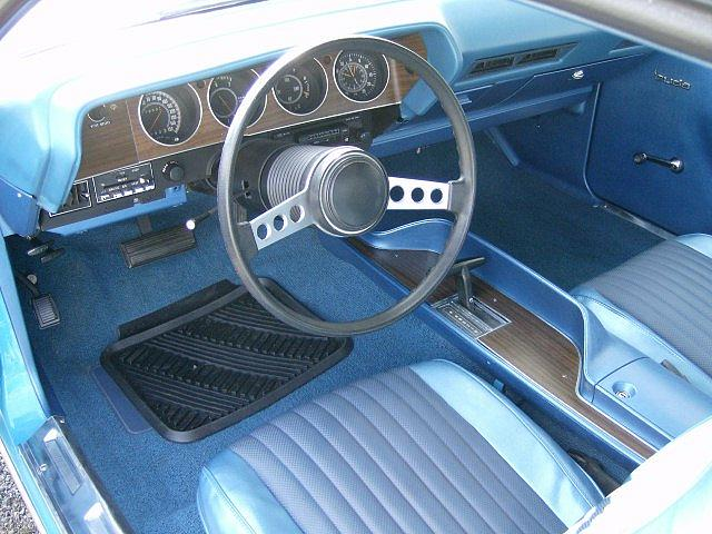 1973 Plymouth Cuda Price 36 000 00 Linthicum Md Petty Blue Blue Interior Automatic 340