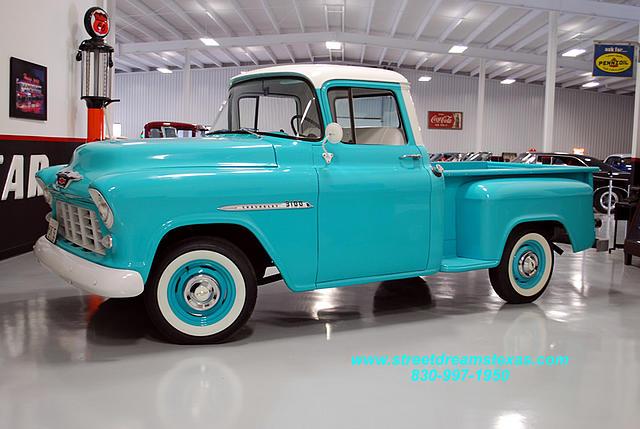 1955 Chevy C3100 Price 27 500 00 Fredericksburg Tx 2 214