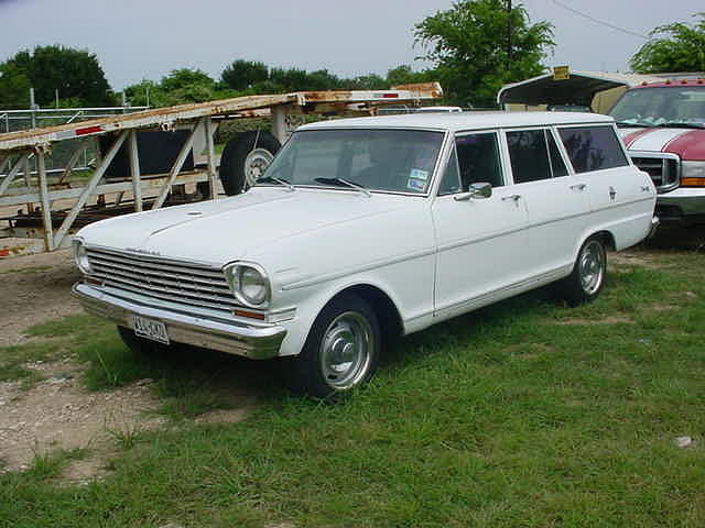 1963 CHEVROLET NOVA Belton TX 76513 Photo #0009734A