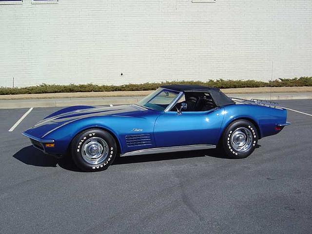 1971 Chevrolet Corvette Stingray Price 29 500 00 Houston Tx 133 000 Miles Bridgehampton