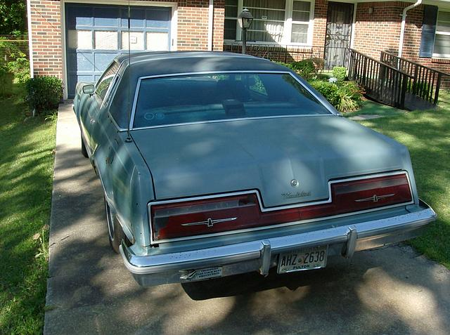 1978 Ford Thunderbird Diamond Jubilee Edition Price