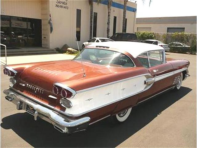 1958 Pontiac Bonneville Price 39 900 00 Escondido Ca