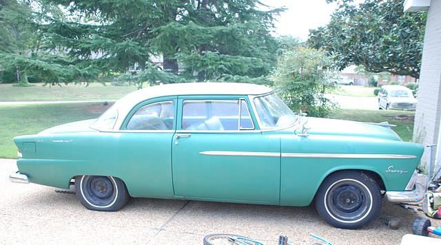 1955 Plymouth Savoy Price 5 000 00 Virginia Beach Va