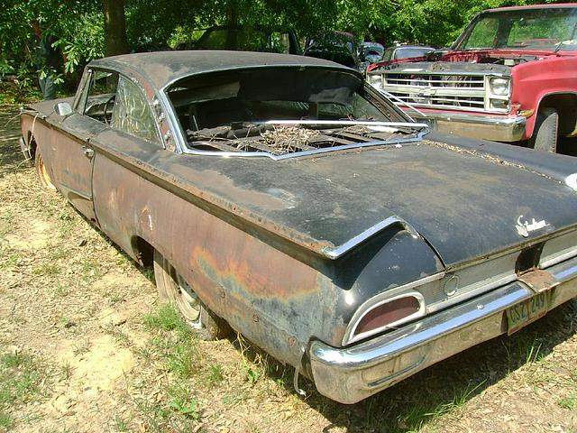 1960 FORD STARLINER, Price $1,000.00, Gray Court (near ...