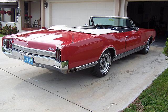 1965 Oldsmobile Starfire Price 29 500 00 Milford Oh