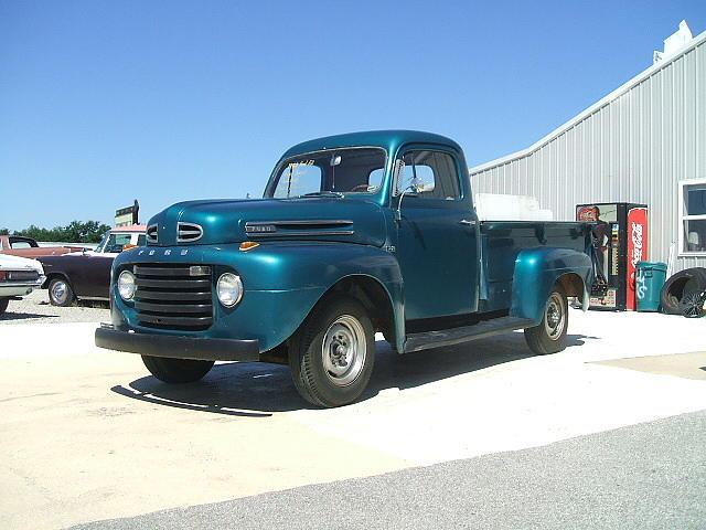 1950 Ford F200 Price 5 250 00 Staunton Il Green