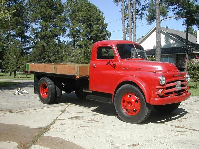 1952 Dodge 1 1 2 Ton Price 6 500 00 Keithville La