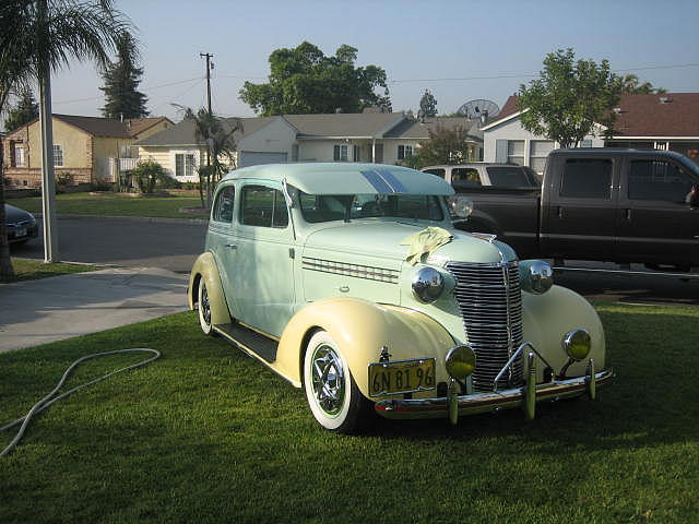 Kia West Covina >> 1938 CHEVROLET MASTER DELUXE, Price $26,500.00, West ...