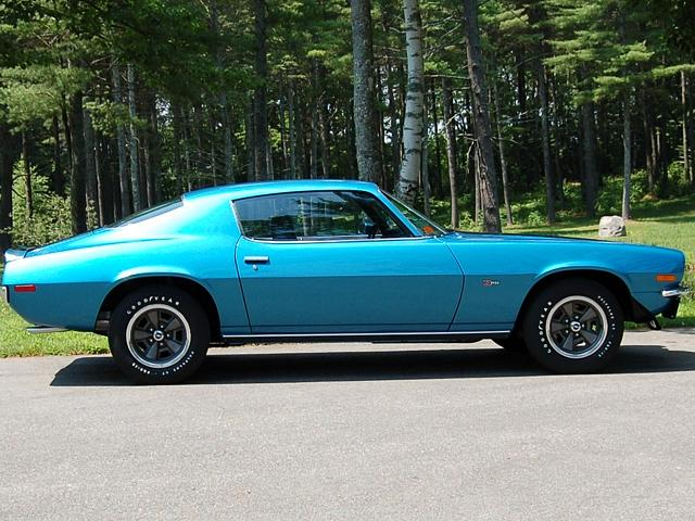 1971 Chevrolet Camaro Z28 Price 68 995 00 Scottsdale