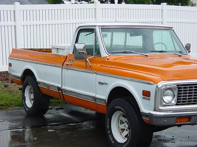 1972 Chevrolet C20 Camper Special Price 10 500 00