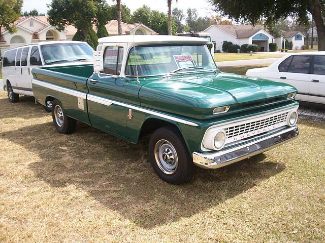 1963 Chevrolet C20 Price 12 650 00 San Luis Obisbo Ca
