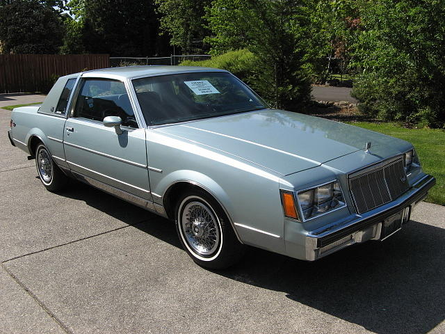 1982 Buick Regal Limited Price 4 800 00 Vancouver Wa