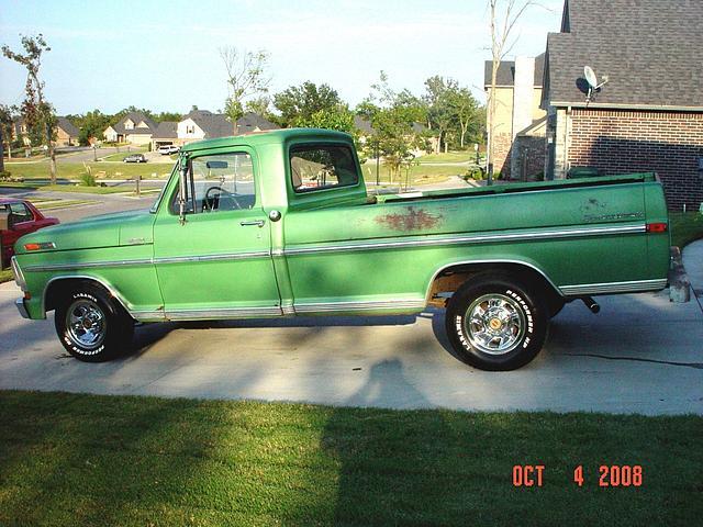 1972 Ford F100 Price 1 999 00 Sand Springs Ok 96 638