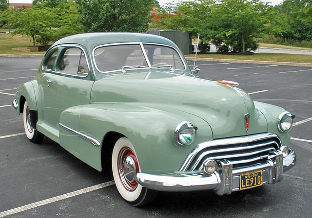 Mercedes Benz West Chester Pa >> 1946 OLDSMOBILE 78, Price $29,900.00, West Chester, PA ...