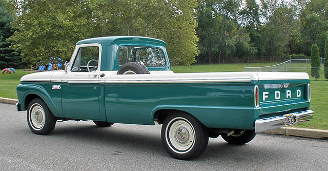 Toyota West Chester Pa 1965 FORD F100, Price $19,900.00, West Chester, PA, 72,000 ...