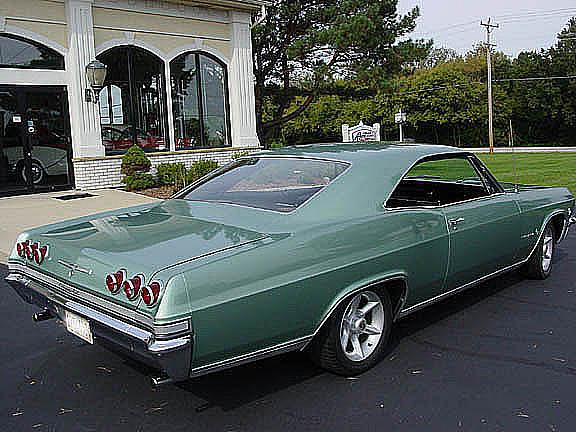 1965 Chevrolet Impala Price 9 950 00 Spring Grove Il