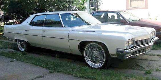 1972 Buick Electra 225 Price 8 500 00 Cincinnati Oh Classic Antique