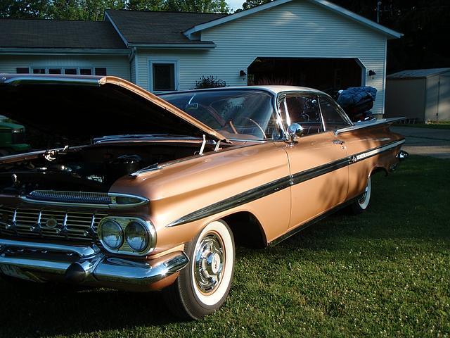 1959 Chevrolet Impala Price 35 000 00 Salamanca Ny