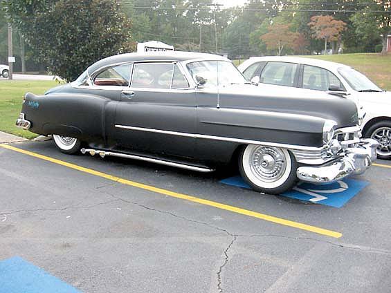 1950 Cadillac Coupe Deville Price 25 500 00 Bremen Ga