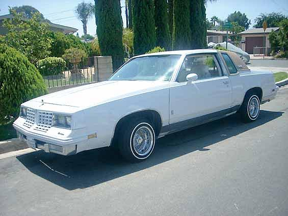 1982 Oldsmobile Cutlass Supreme Price 3 000 00 San