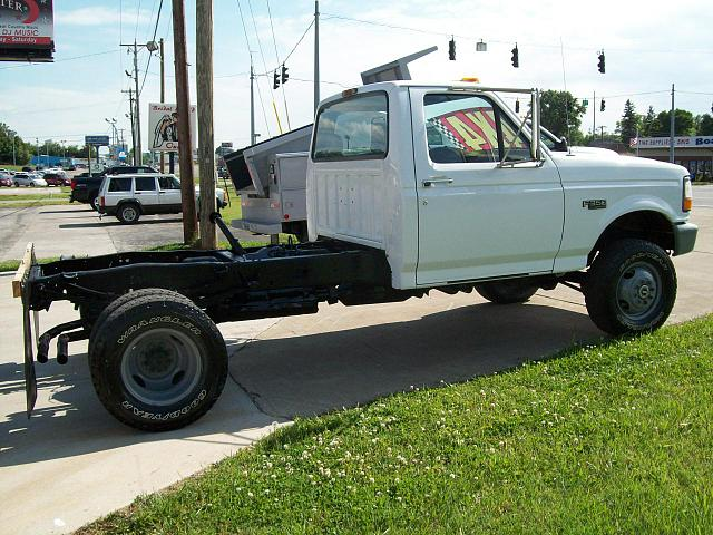 1995 FORD F350 Somerset KY 42501 Photo #0024478G