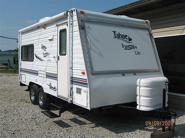 Rv Trader Online >> 2001 Thor California Tahoe Transport Lite, Price $6,900.00, Ravenswood, WV, Toy Hauler, 65, Yes ...