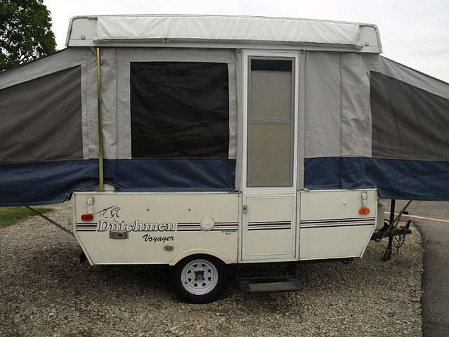2000 Dutchmen Rv Voyager 801 D Price 2 800 00