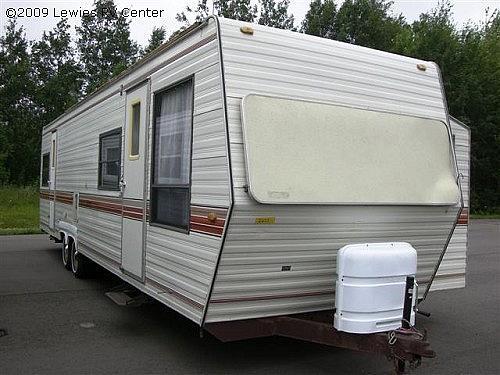 1985 mallard travel trailer