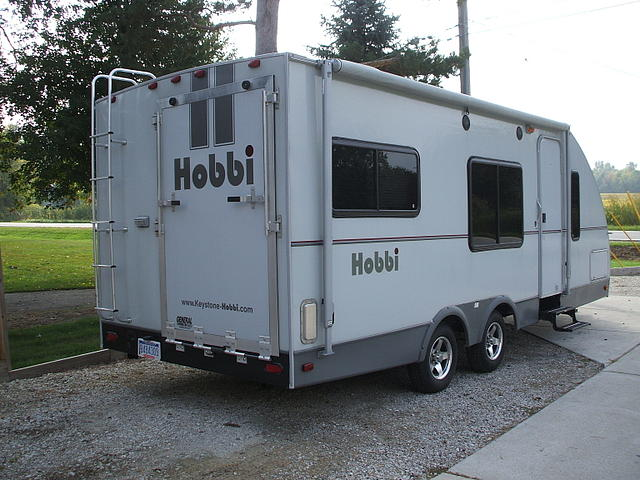 2006 KEYSTONE Hobbi 220 Toy Hauler, Price $9,800.00, Clio ...