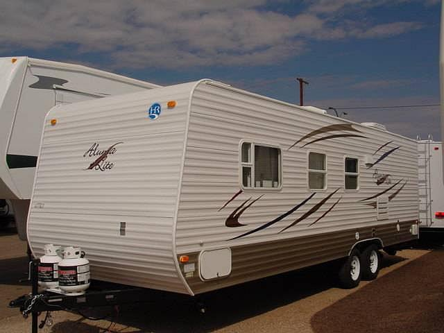 2008 HOLIDAY RAMBLER ALUMA LITE AL-27BH Mesa AZ 85213 Photo #0031031A