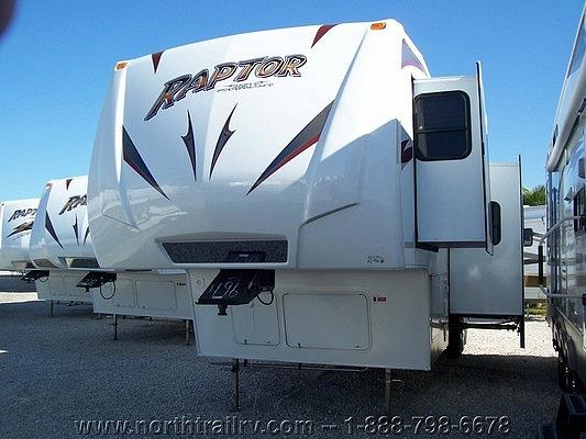 2008 KEYSTONE RAPTOR 3712TS Ft Myers FL 33905 Photo #0031551A