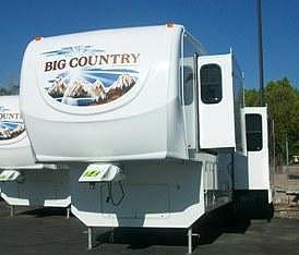 2010 HEARTLAND BIG COUNTRY 3285 Las Vegas NV 89121 Photo #0035006D