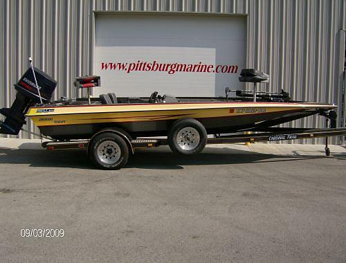 1988 norris craft 1900 xl vee london ky stock number for Norris craft boats for sale