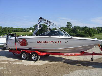 2008 MASTERCRAFT X-45 Spring Valley IL 61362 Photo #0038601A