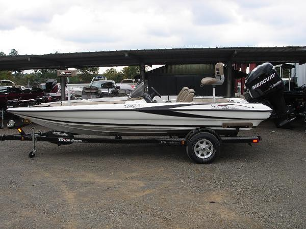 2008 Triton Boats TR-196 DC & SC Fort Smith AR 72908 Photo #0040787A